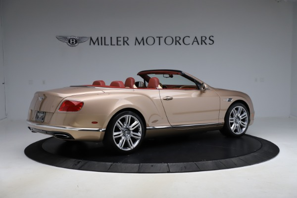 Used 2017 Bentley Continental GTC W12 for sale $165,900 at Alfa Romeo of Greenwich in Greenwich CT 06830 8