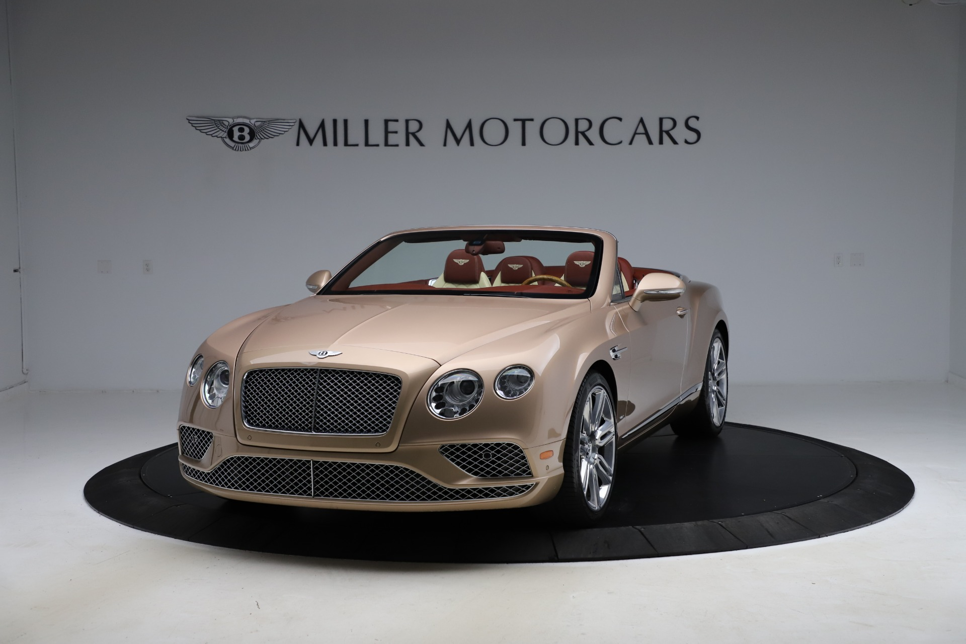 Used 2017 Bentley Continental GTC W12 for sale $165,900 at Alfa Romeo of Greenwich in Greenwich CT 06830 1