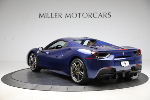 Used 2018 Ferrari 488 Spider for sale Sold at Alfa Romeo of Greenwich in Greenwich CT 06830 15