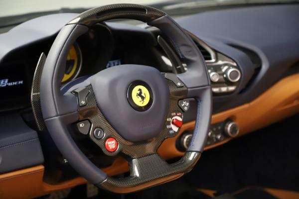 Used 2018 Ferrari 488 Spider for sale Sold at Alfa Romeo of Greenwich in Greenwich CT 06830 26