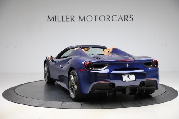 Used 2018 Ferrari 488 Spider for sale Sold at Alfa Romeo of Greenwich in Greenwich CT 06830 5