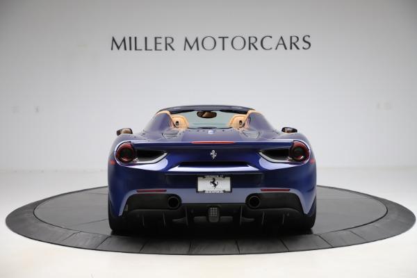 Used 2018 Ferrari 488 Spider for sale Sold at Alfa Romeo of Greenwich in Greenwich CT 06830 6