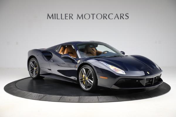 Used 2018 Ferrari 488 Spider for sale Sold at Alfa Romeo of Greenwich in Greenwich CT 06830 18