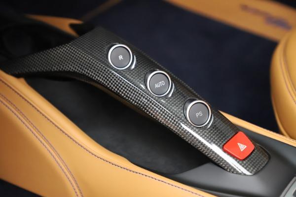 Used 2018 Ferrari 488 Spider for sale Sold at Alfa Romeo of Greenwich in Greenwich CT 06830 27