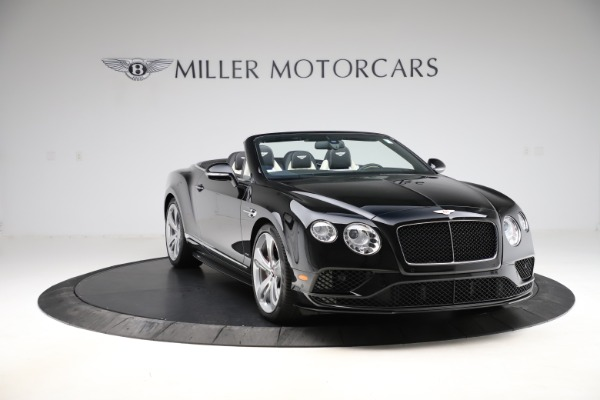 Used 2017 Bentley Continental GTC V8 S for sale $159,900 at Alfa Romeo of Greenwich in Greenwich CT 06830 11