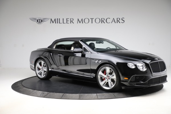 Used 2017 Bentley Continental GTC V8 S for sale $159,900 at Alfa Romeo of Greenwich in Greenwich CT 06830 17