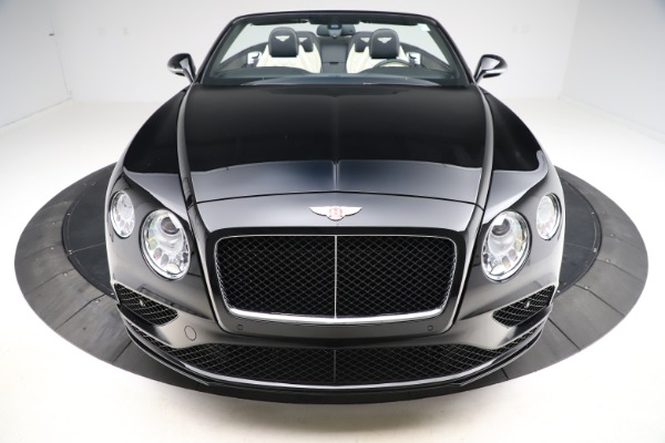 Used 2017 Bentley Continental GTC V8 S for sale $159,900 at Alfa Romeo of Greenwich in Greenwich CT 06830 19