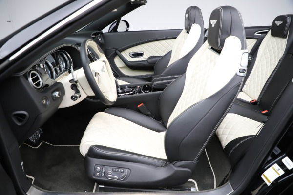 Used 2017 Bentley Continental GTC V8 S for sale $159,900 at Alfa Romeo of Greenwich in Greenwich CT 06830 25