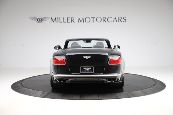 Used 2017 Bentley Continental GTC V8 S for sale $159,900 at Alfa Romeo of Greenwich in Greenwich CT 06830 6