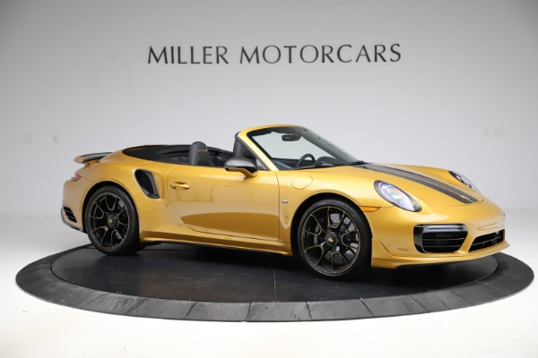 Used 2019 Porsche 911 Turbo S Exclusive for sale Sold at Alfa Romeo of Greenwich in Greenwich CT 06830 10
