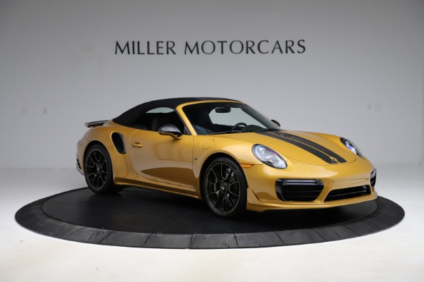 Used 2019 Porsche 911 Turbo S Exclusive for sale Sold at Alfa Romeo of Greenwich in Greenwich CT 06830 17