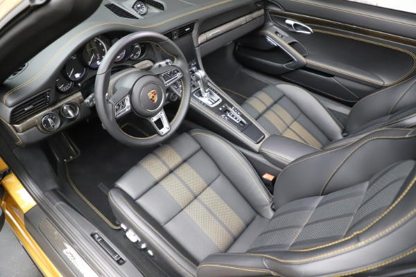 Used 2019 Porsche 911 Turbo S Exclusive for sale Sold at Alfa Romeo of Greenwich in Greenwich CT 06830 18