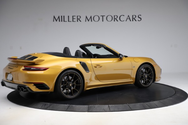 Used 2019 Porsche 911 Turbo S Exclusive for sale Sold at Alfa Romeo of Greenwich in Greenwich CT 06830 8