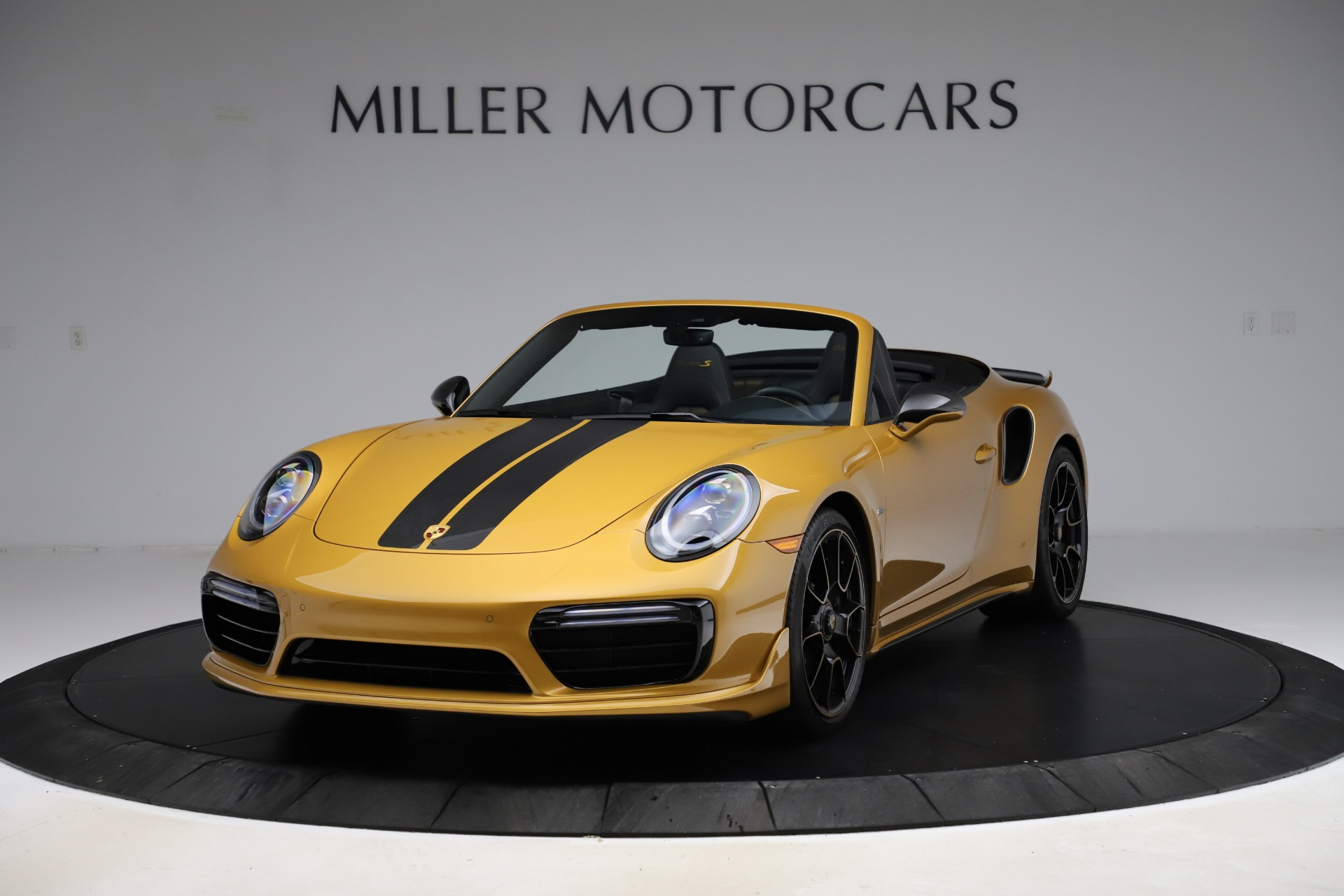 Used 2019 Porsche 911 Turbo S Exclusive for sale Sold at Alfa Romeo of Greenwich in Greenwich CT 06830 1