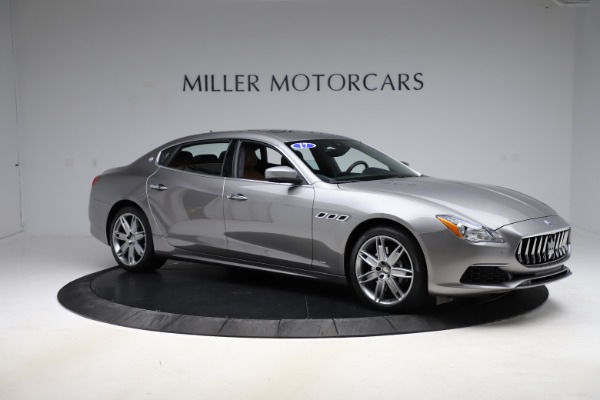 Used 2017 Maserati Quattroporte S Q4 GranLusso for sale $59,900 at Alfa Romeo of Greenwich in Greenwich CT 06830 10