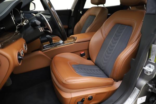 Used 2017 Maserati Quattroporte S Q4 GranLusso for sale $59,900 at Alfa Romeo of Greenwich in Greenwich CT 06830 15