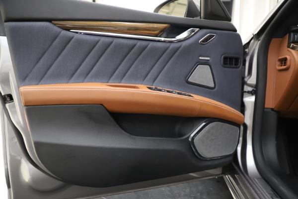 Used 2017 Maserati Quattroporte S Q4 GranLusso for sale $59,900 at Alfa Romeo of Greenwich in Greenwich CT 06830 17