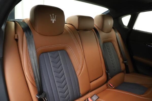 Used 2017 Maserati Quattroporte S Q4 GranLusso for sale $59,900 at Alfa Romeo of Greenwich in Greenwich CT 06830 26