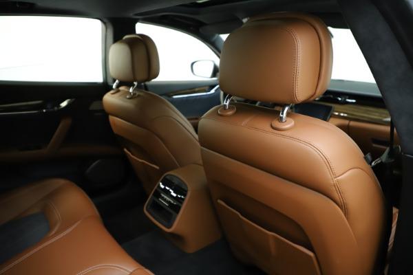 Used 2017 Maserati Quattroporte S Q4 GranLusso for sale $59,900 at Alfa Romeo of Greenwich in Greenwich CT 06830 28