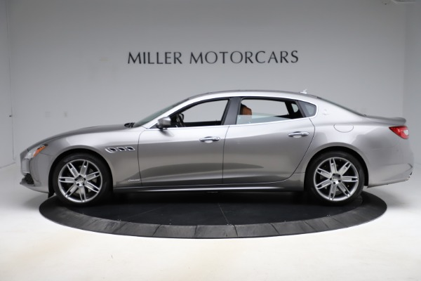 Used 2017 Maserati Quattroporte S Q4 GranLusso for sale $59,900 at Alfa Romeo of Greenwich in Greenwich CT 06830 3