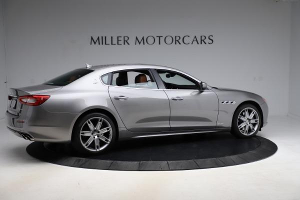 Used 2017 Maserati Quattroporte S Q4 GranLusso for sale $59,900 at Alfa Romeo of Greenwich in Greenwich CT 06830 8