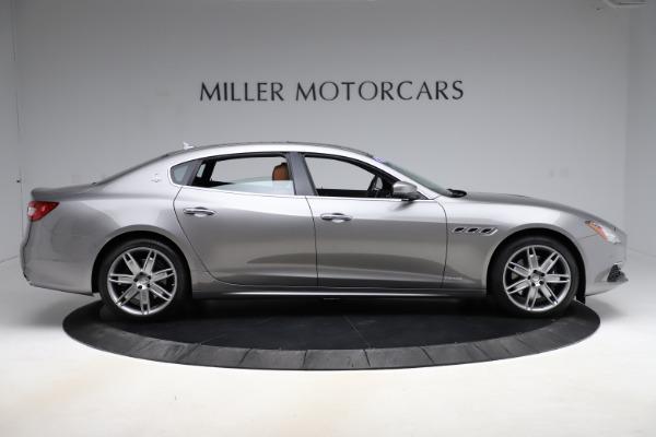 Used 2017 Maserati Quattroporte S Q4 GranLusso for sale $59,900 at Alfa Romeo of Greenwich in Greenwich CT 06830 9