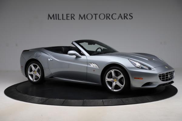 Used 2013 Ferrari California 30 for sale $103,900 at Alfa Romeo of Greenwich in Greenwich CT 06830 10