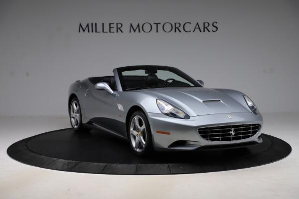Used 2013 Ferrari California 30 for sale $103,900 at Alfa Romeo of Greenwich in Greenwich CT 06830 11
