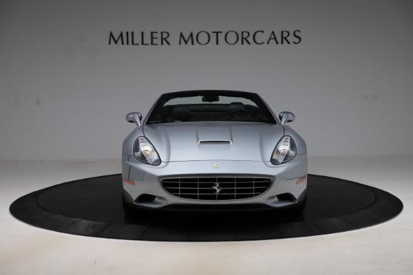 Used 2013 Ferrari California 30 for sale $103,900 at Alfa Romeo of Greenwich in Greenwich CT 06830 12