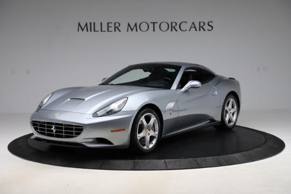 Used 2013 Ferrari California 30 for sale $103,900 at Alfa Romeo of Greenwich in Greenwich CT 06830 13