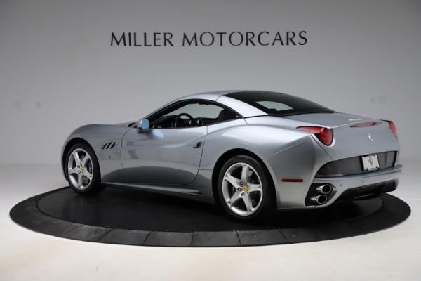 Used 2013 Ferrari California 30 for sale $103,900 at Alfa Romeo of Greenwich in Greenwich CT 06830 15