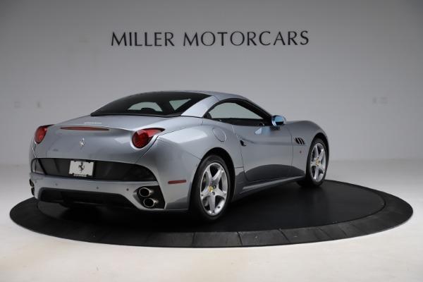 Used 2013 Ferrari California 30 for sale $103,900 at Alfa Romeo of Greenwich in Greenwich CT 06830 16