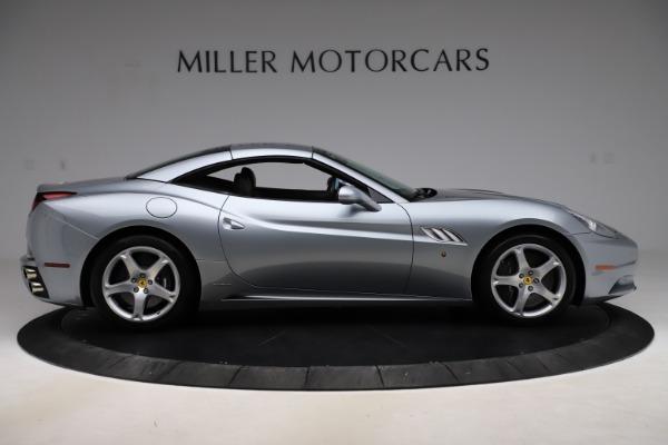 Used 2013 Ferrari California 30 for sale $103,900 at Alfa Romeo of Greenwich in Greenwich CT 06830 17