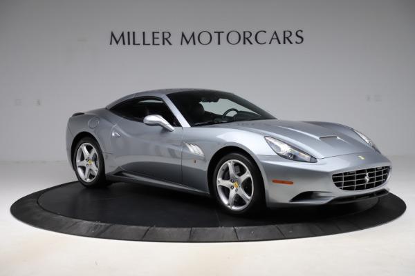Used 2013 Ferrari California 30 for sale $103,900 at Alfa Romeo of Greenwich in Greenwich CT 06830 18