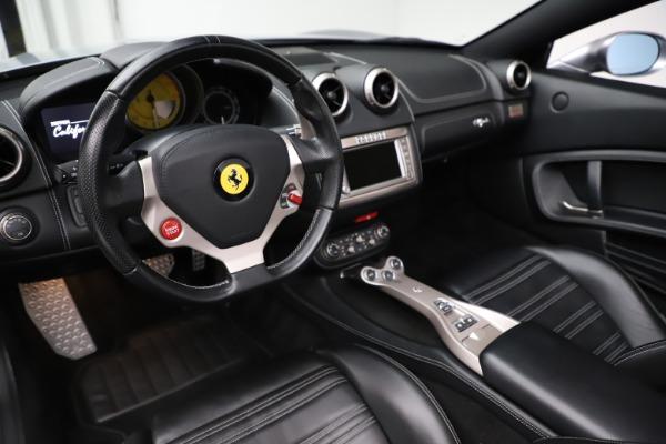 Used 2013 Ferrari California 30 for sale $103,900 at Alfa Romeo of Greenwich in Greenwich CT 06830 19