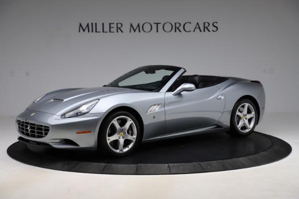 Used 2013 Ferrari California 30 for sale $103,900 at Alfa Romeo of Greenwich in Greenwich CT 06830 2