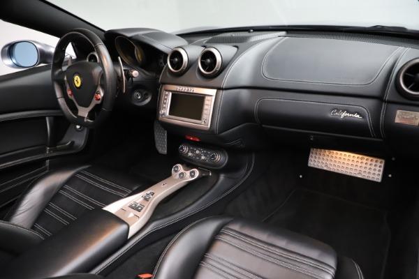 Used 2013 Ferrari California 30 for sale $103,900 at Alfa Romeo of Greenwich in Greenwich CT 06830 24