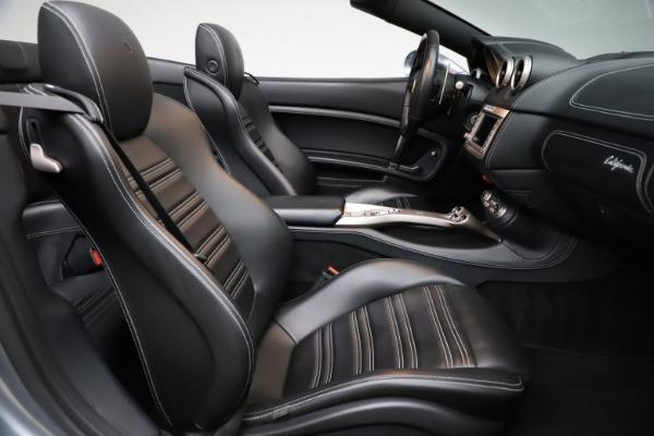 Used 2013 Ferrari California 30 for sale $103,900 at Alfa Romeo of Greenwich in Greenwich CT 06830 25