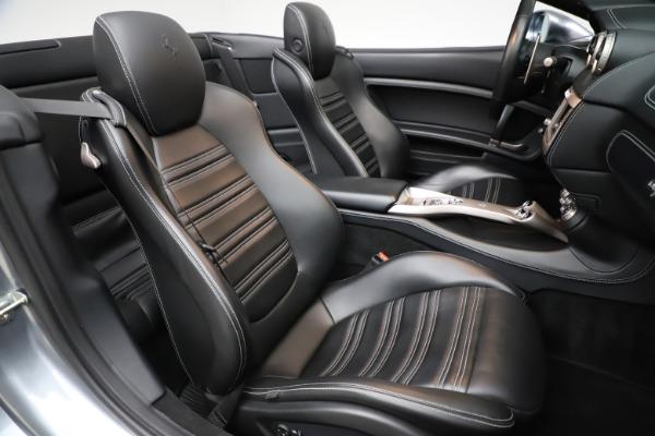 Used 2013 Ferrari California 30 for sale $103,900 at Alfa Romeo of Greenwich in Greenwich CT 06830 26