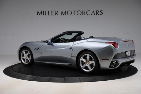 Used 2013 Ferrari California 30 for sale $103,900 at Alfa Romeo of Greenwich in Greenwich CT 06830 4
