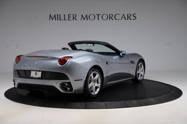 Used 2013 Ferrari California 30 for sale $103,900 at Alfa Romeo of Greenwich in Greenwich CT 06830 7