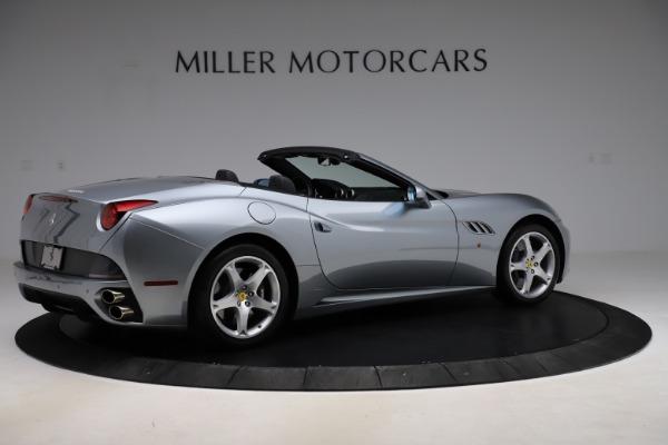 Used 2013 Ferrari California 30 for sale $103,900 at Alfa Romeo of Greenwich in Greenwich CT 06830 8