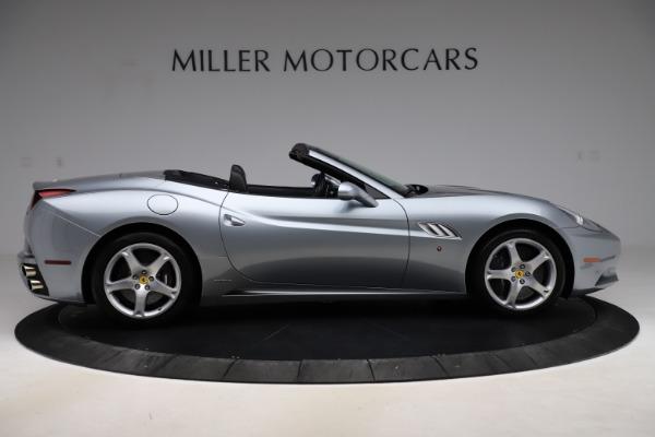Used 2013 Ferrari California 30 for sale $103,900 at Alfa Romeo of Greenwich in Greenwich CT 06830 9