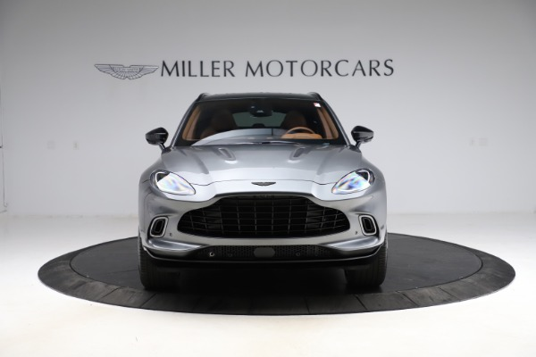 New 2021 Aston Martin DBX SUV for sale $229,486 at Alfa Romeo of Greenwich in Greenwich CT 06830 11