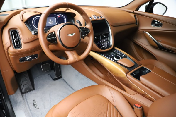 New 2021 Aston Martin DBX for sale $229,486 at Alfa Romeo of Greenwich in Greenwich CT 06830 13