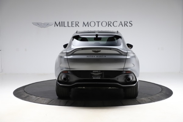 New 2021 Aston Martin DBX for sale $229,486 at Alfa Romeo of Greenwich in Greenwich CT 06830 5