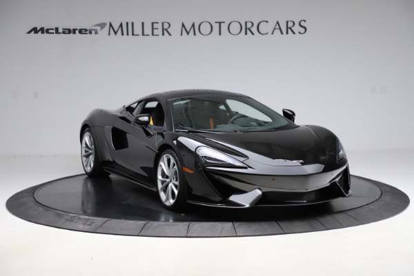 Used 2019 McLaren 570S for sale $177,900 at Alfa Romeo of Greenwich in Greenwich CT 06830 10