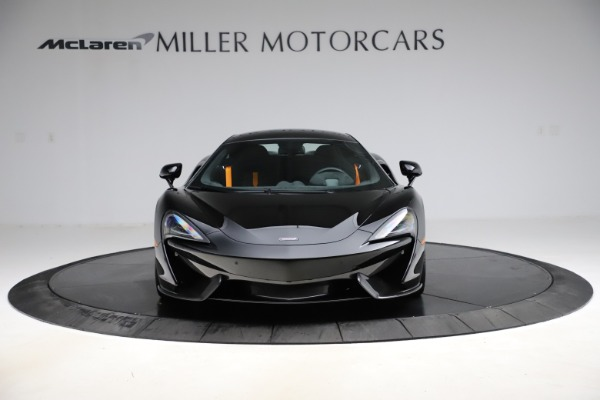 Used 2019 McLaren 570S for sale $177,900 at Alfa Romeo of Greenwich in Greenwich CT 06830 11