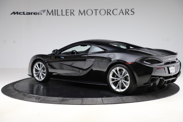 Used 2019 McLaren 570S for sale $177,900 at Alfa Romeo of Greenwich in Greenwich CT 06830 3