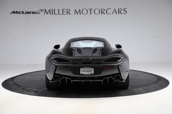 Used 2019 McLaren 570S for sale $177,900 at Alfa Romeo of Greenwich in Greenwich CT 06830 5